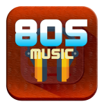 Google Play 80's music