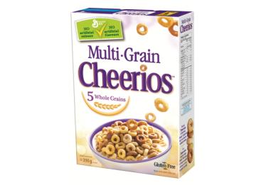 multigraincheerios box