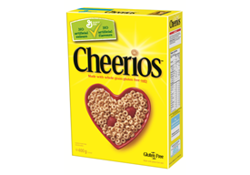 Yellow cheerios