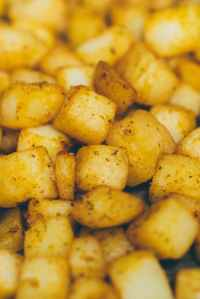 food meal lunch potatoes