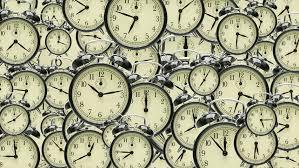 clocks are interest