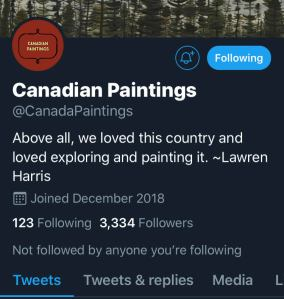 canadian paintings